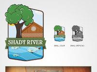 Shadyriver mockup