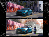 BMW Photo Manipulation