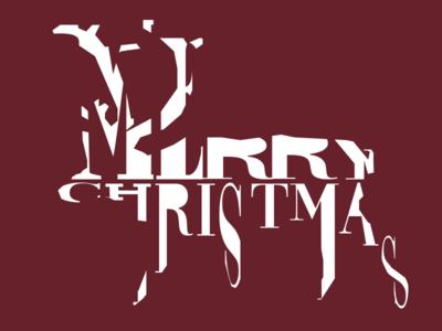 Merry christmas - my deer