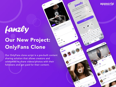 Onlyfans Designs Themes Templates And Downloadable Graphic Elements On Dribbble