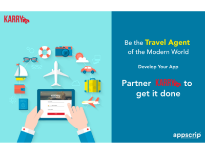 Be the travel agent of the modern world