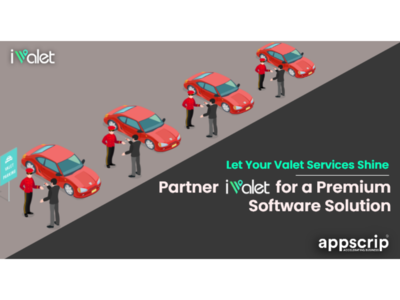 Launch valet services business with best software solution