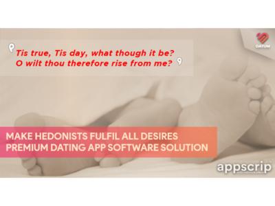 Start an online dating business with Datum