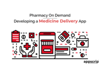 On-demand Online pharmacy delivery software