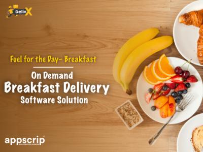 DelivX | Breakfast Delivery Software Solution