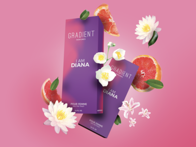 Gradient Perfumes : I Am Diana