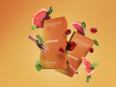 Gradient Perfumes : Legend