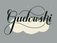 Logo Lettering WIP