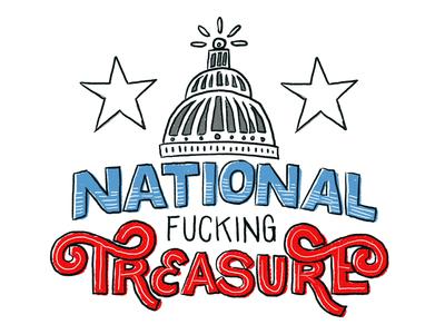 National 🇺🇸 Treasure