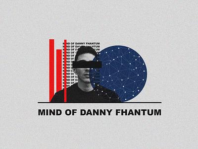 Mind of Danny Fhantum Cover Art