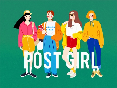 Post Girl