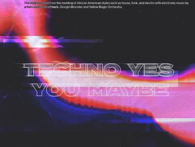 Techno yeees