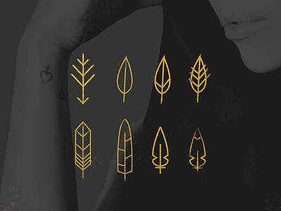 Tori Kelly Feathers logo icon music feather pop