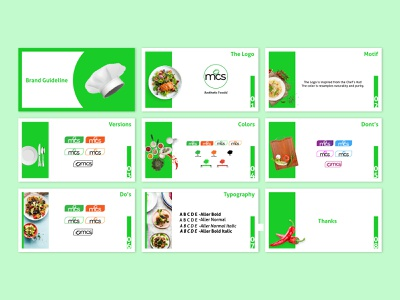 MCS-Brand Guideline brand guideline branding design jahidulislam animation typography greenui design branding savethegreen illustration jahidul