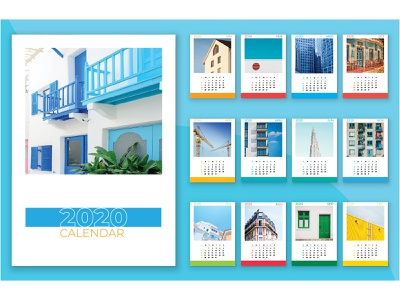 Calendar Concept 2020 agenda design agenda design businesscard creative bestgraphic brochure calendar illustration design branding design best shot