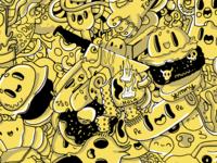 Foodtruck Doodles