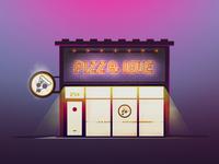 Pizza & Love