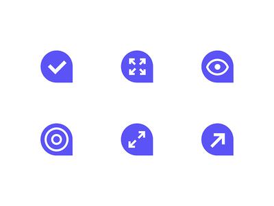 Non-Profit Org Icons