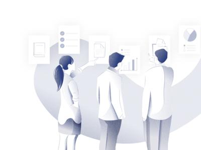 Accounting illustration