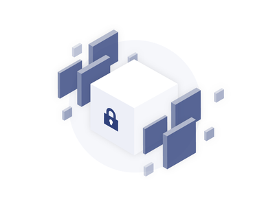 Encrypted Illustration