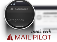 Mail Pilot for Mac Sneak Peek #1