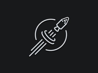 Apollo Symbol space icon brand apollo