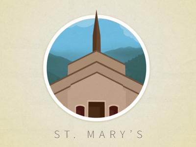 St. Mary's Icon