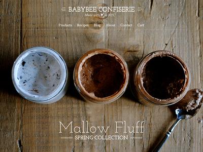 Mallow Fluff Design Explorations
