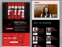 New FTR Website