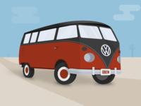 VW Van WIP