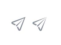 Send icon refinements