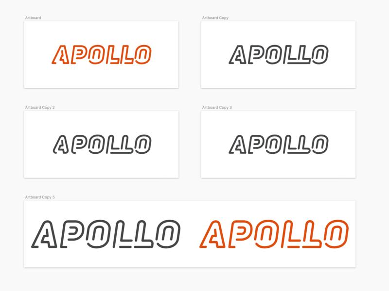 Evolution of Apollo type