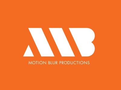 Motion Blur Productions | Logo Design