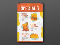 Tonight's Specials: Menu Design