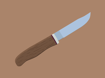 Knife - Illustrator