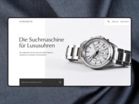 chronoto website concept