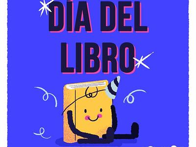 día del libro parte 1 ft. NotaRadom love design art mexico day illustration kids book