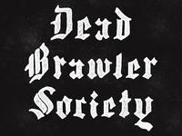 Dead Brawler Society