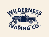 Wilderness Trading Co. Classic Apache logo shirt