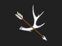 Arrow And Antler brand collateral