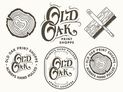 Old Oak Print Shoppe