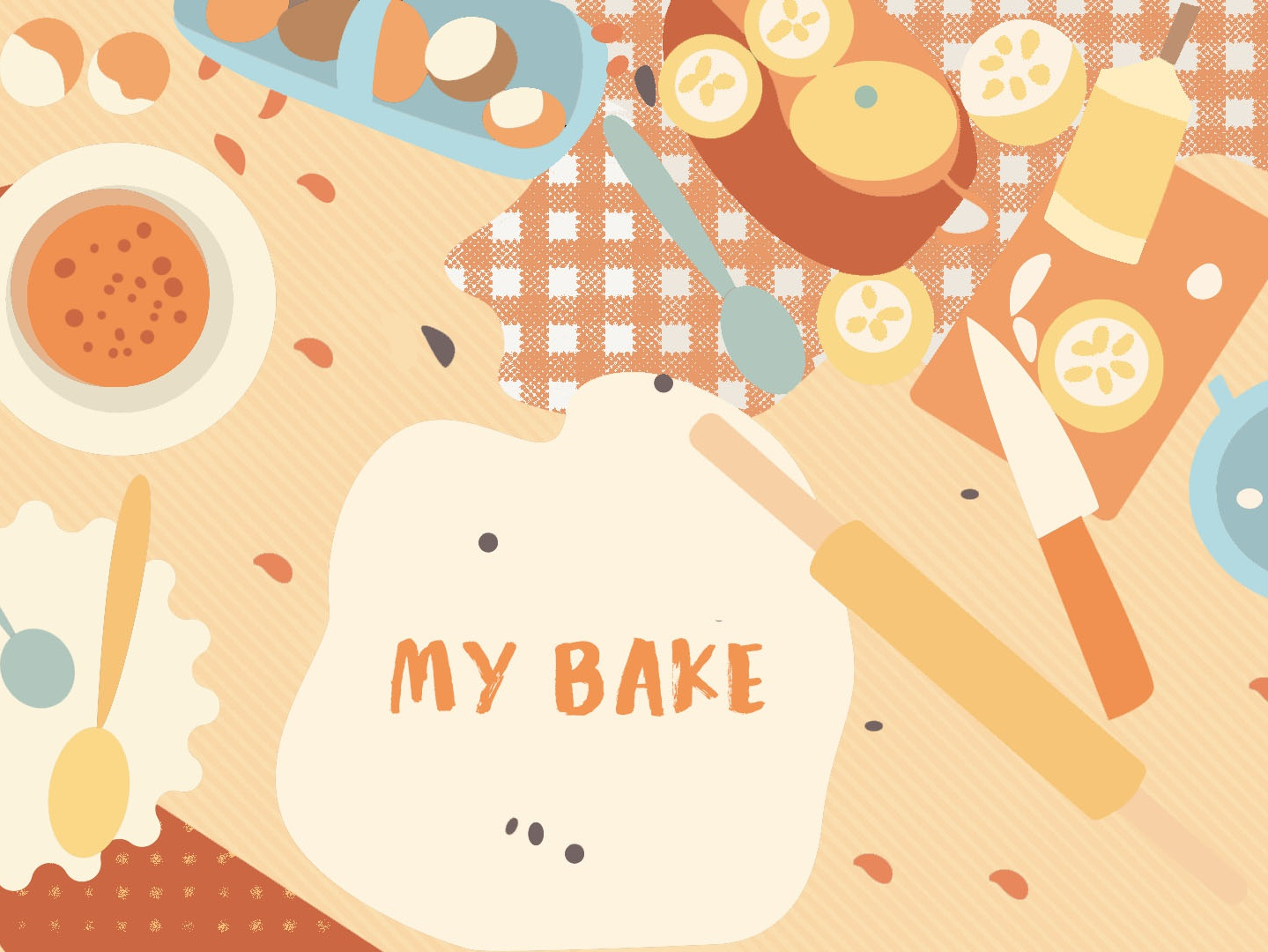 My bake 插图