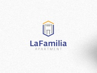"Logo ""LaFamilia Apartment"""