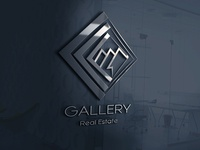 "Logo ""Gallery Real Estate"""