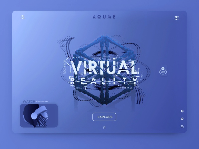 Aqume Virtual Reality