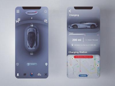 Concept Autopilot App