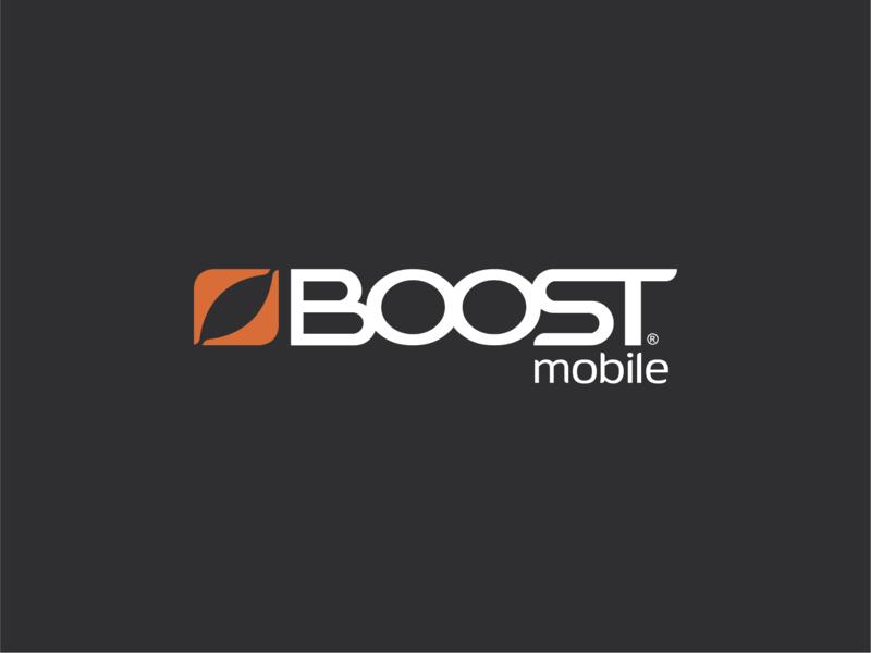 Boost Mobile Re-Brand creative direction icon logotype logo identity branding