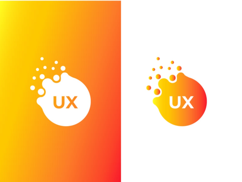UX logo design logodesign logos adobe illustrator ai branding logo design logo