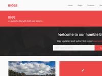 Irides - Blog