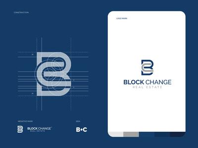 Block Change Real Estate - Branding